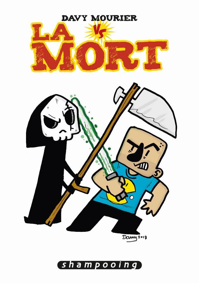 Davy Mourier VS - Tome 03. La Mort
