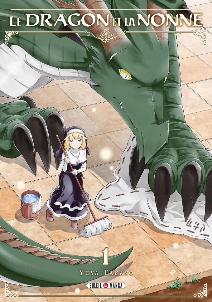 Dragon et la Nonne 01