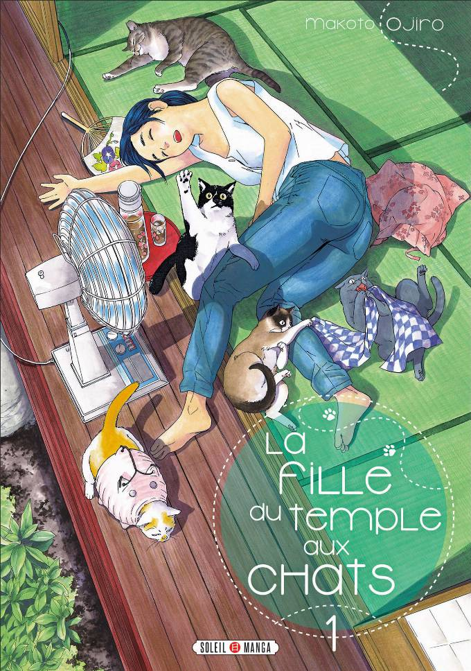 Fille du Temple aux Chats 01