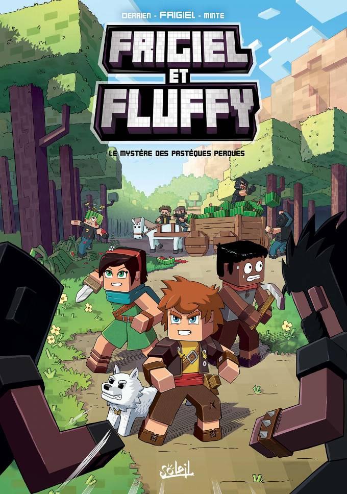 Frigiel et Fluffy 01 - Le Mystère des pastèques perdues