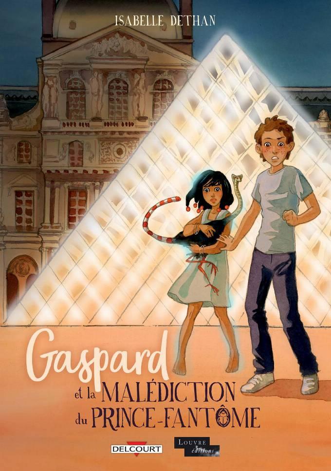 Gaspard et la malédiction du Prince-Fantôme