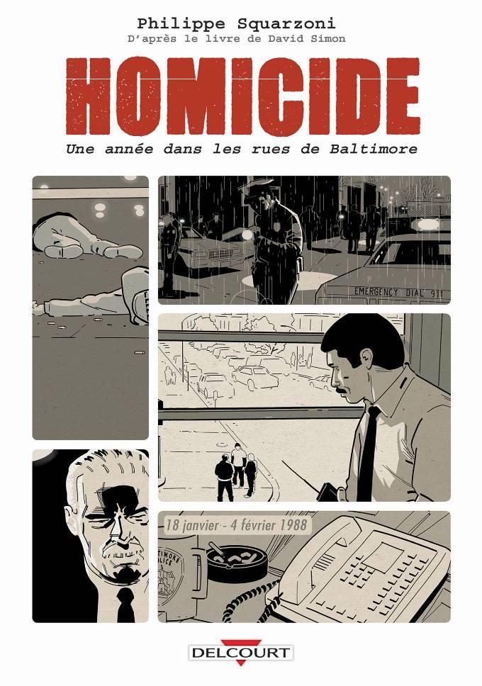 Homicide, une année dans les rues de Baltimore 01. 18 janvier - 4 février 1988