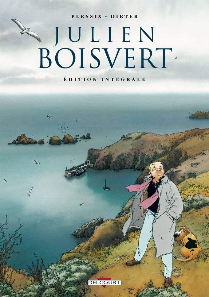 Julien Boisvert - Intégrale T. 1 à 4