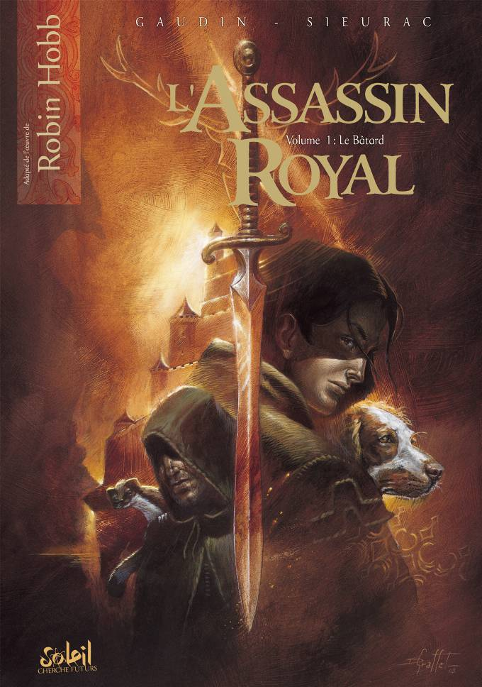 L'Assassin Royal 01 - Le Bâtard