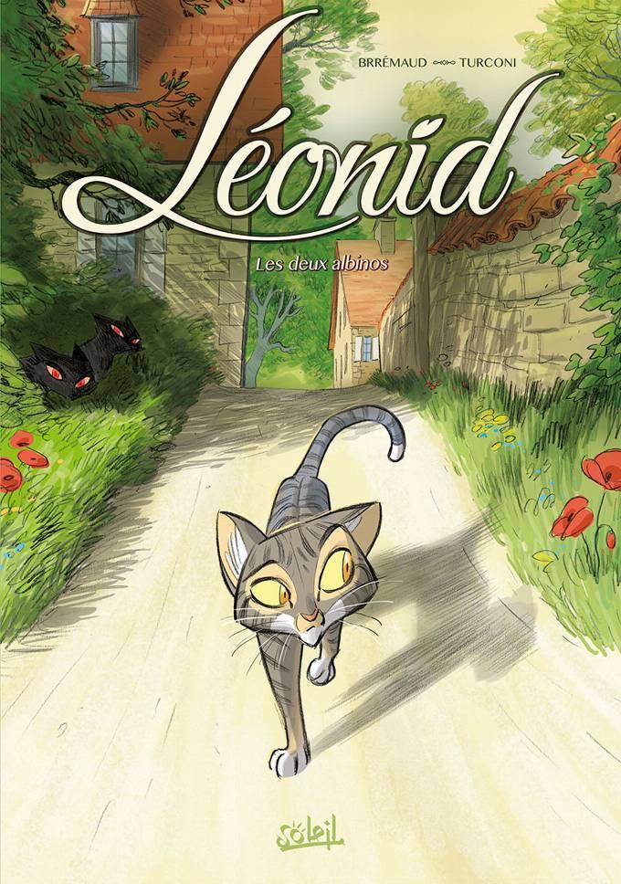 Léonid, les aventures d'un chat 01 - Les Deux Albinos
