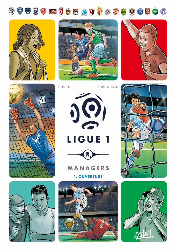 Ligue 1 Managers 01 - Ouverture
