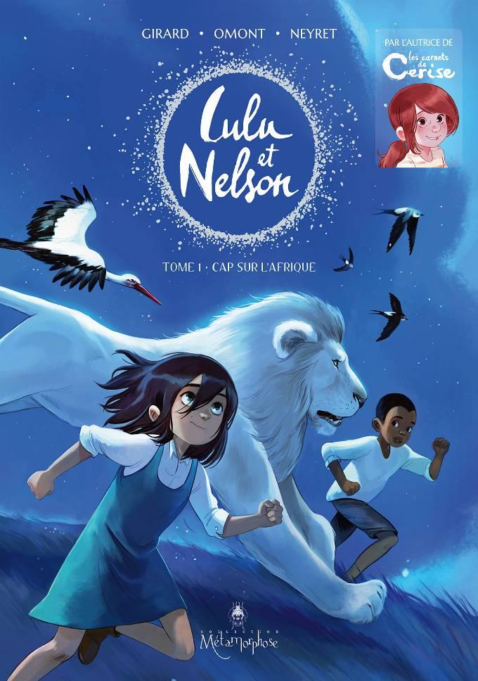 Lulu & Nelson 01 - Cap sur l'Afrique