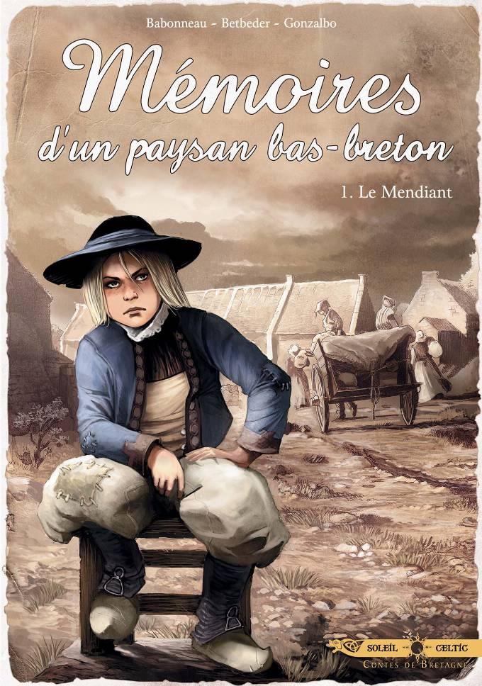 Mémoires d'un paysan Bas-Breton 01 - Le Mendiant