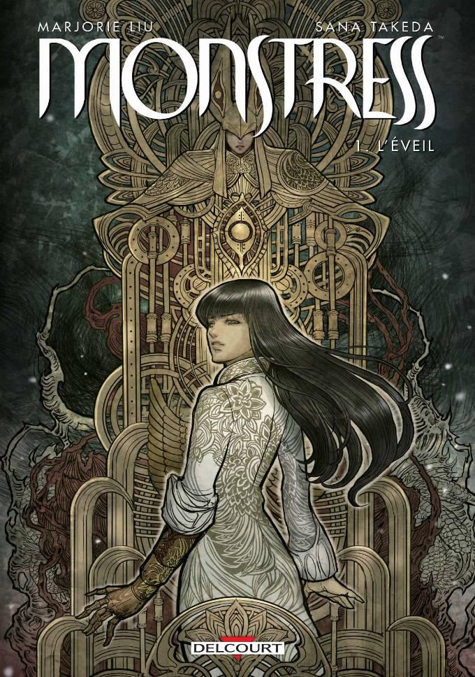 Monstress 01. L'Éveil