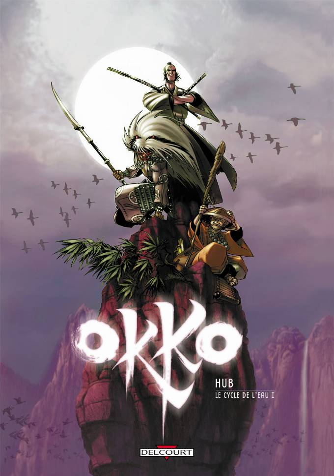 Okko 1. Le Cycle de l'eau (1/2)