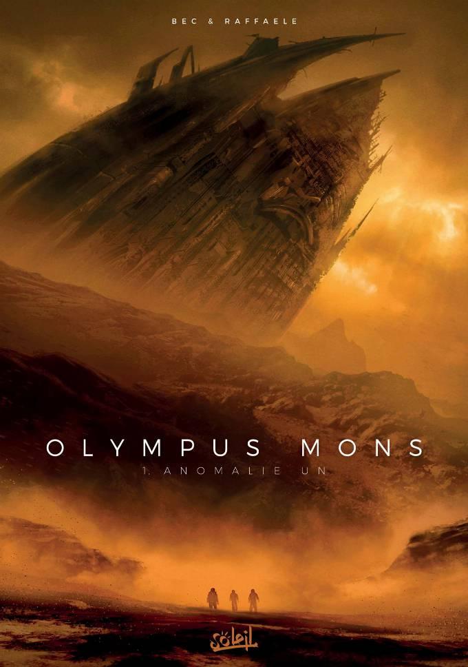 Olympus Mons 01 - Anomalie Un