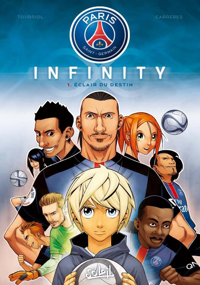 Paris Saint-Germain Infinity 01 - Eclair du destin