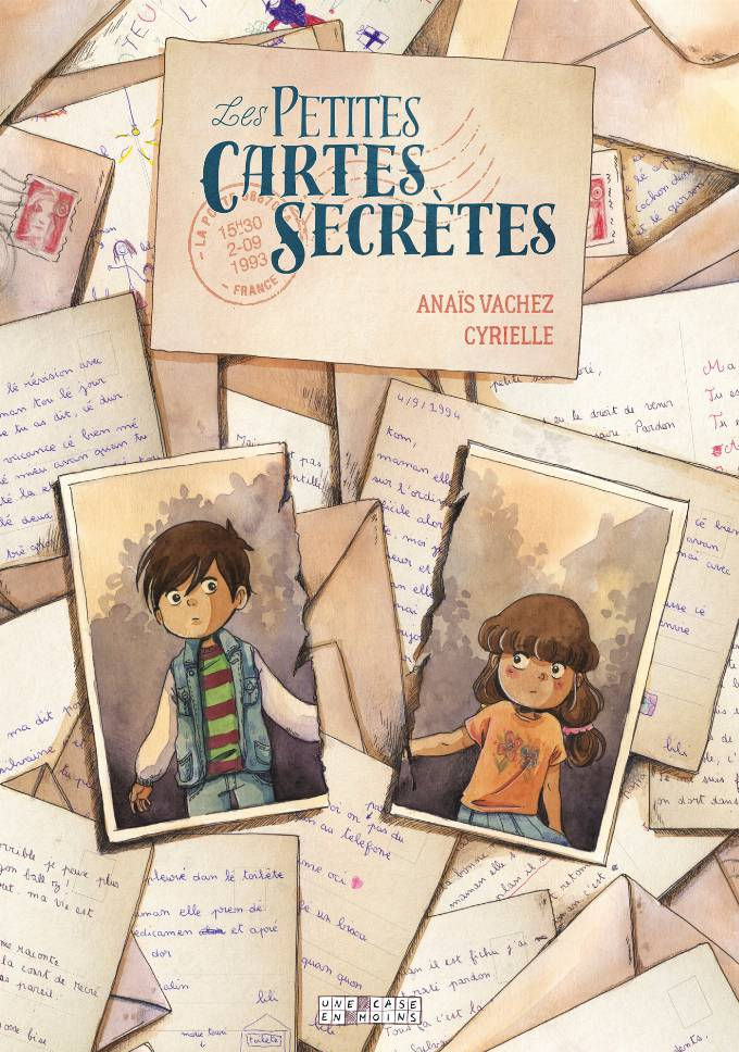 Petites Cartes Secrètes