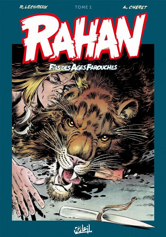 Rahan L'Intégrale 01 Nouvelle édition