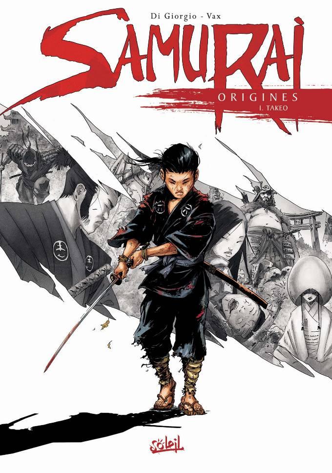 Samurai Origines 01 - Takeo