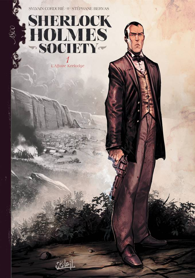 Sherlock Holmes Society 01 - L'Affaire Keelodge