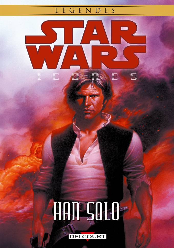 Star Wars - Icones 01. Han Solo