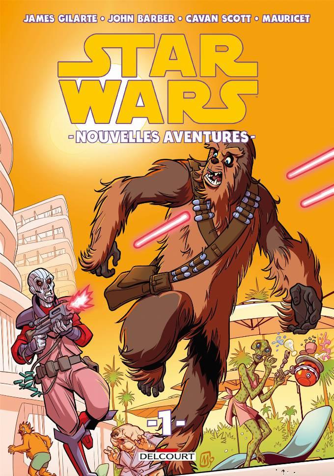 Star Wars Nouvelles Aventures tome 01