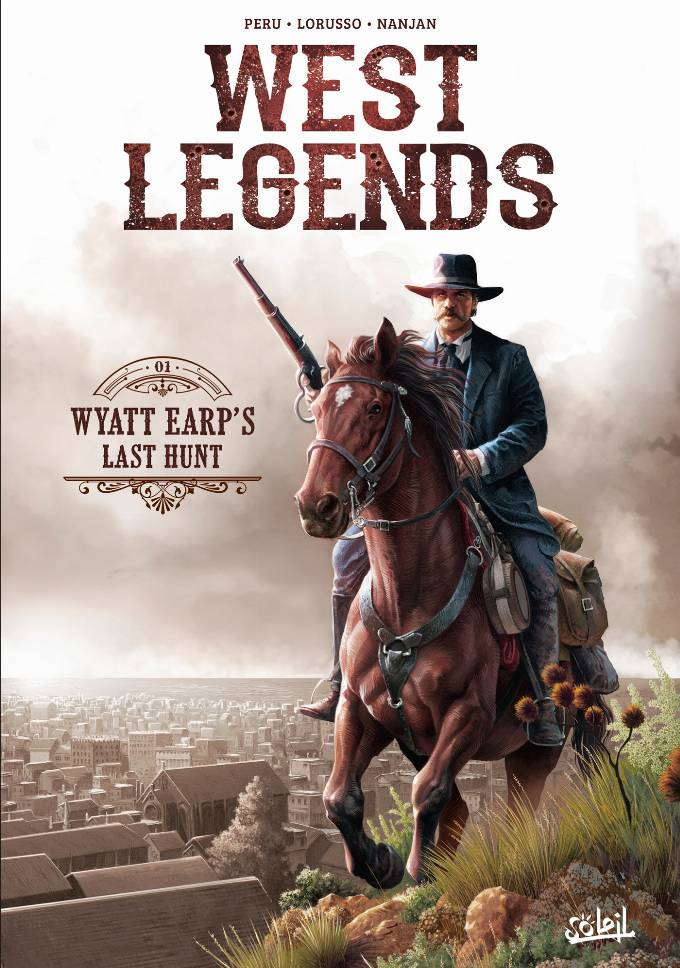 West Legends 01 - Wyatt Earp's Last Hunt