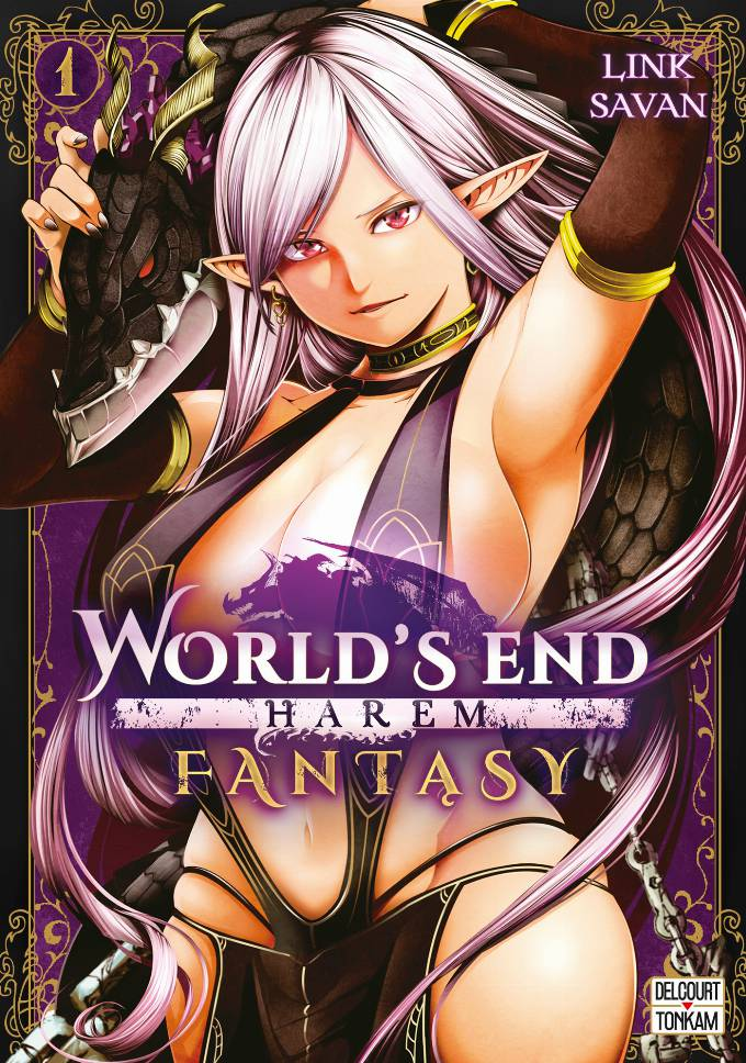 World's end harem Fantasy T01