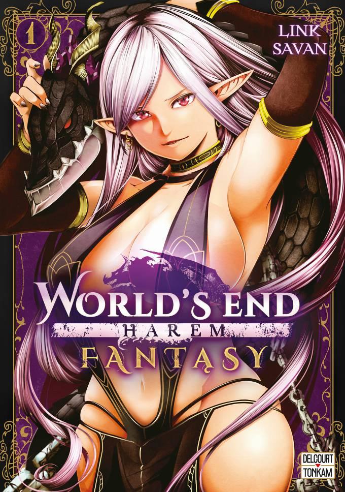 World's end harem Fantasy T01